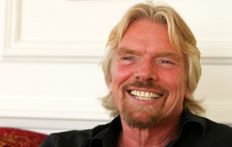 Be Inspired By Richard Branson´s Story
